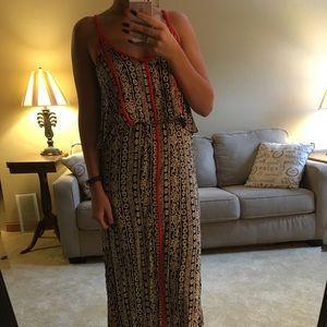 Maxi THML evening dress